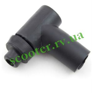 Насвечник резиновый BLACK-90