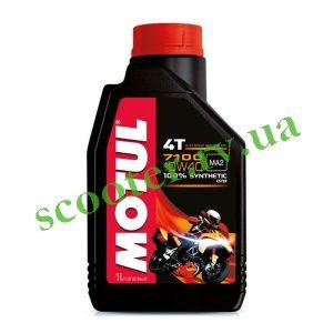 4T MOTUL 7100 SAE 10W40 Масло синтетическое 1L