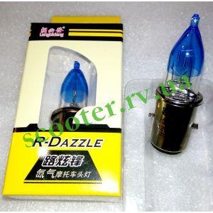 2-ус 35/35W 12V Лампа BA20D галогенная R-Dazzle