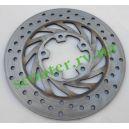 Aprilia Leonardo ROTAX (125/150) Тормозной диск. Оригинал Itali б/у