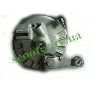 Барабан тормоза+привод спидометра+колодки Yamaha 2JA BWS б/у Itali