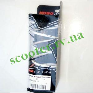 Yamaha JOG-50/100, Minarelli, Suzuki AD-50/100 Пружина вариатора 1500RPM KOSO Taiwan