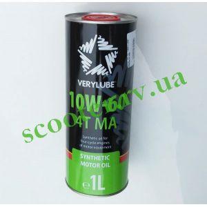 4T VERYLUBE 10W60 Масло синтетическое 1L
