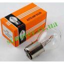 2-ус 12V 25W/25W BA20D Лампа груша QLINK