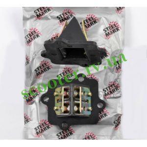 JOG-3KJ AXIS BWS-100 Minarelli Лепестковый клапан STEEL MARK
