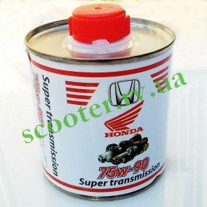 SAE 75W90 Масло трансмиссионное синтетическое HONDA 215ml