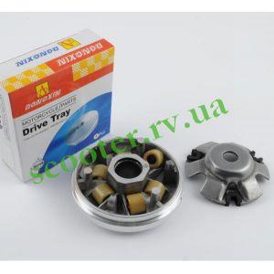 152QMI 157QMJ (125/150) Вариатор передний + ролики DNX