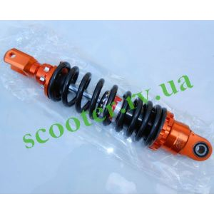 "290mm Амортизатор ""NDT"" (масляный, усиленный) Оранж.-черный"