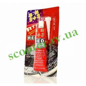 Герметик прокладочный 100 грам, Красный RTV