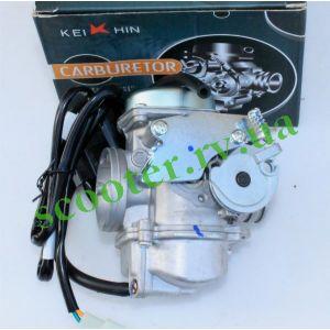 4Т GY6 125/150 Карбюратор DF-20 KEIHIN Replica