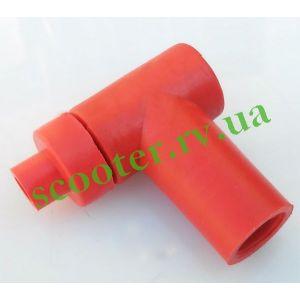 Насвечник резиновый RED-90