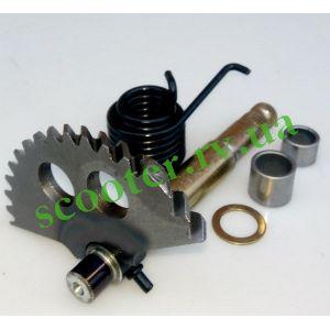 152QMI 157QMJ (GY6 125/150) Полумесяц кикстартера в сборе (130mm калёный) HR