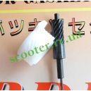 Honda DIO Ремкомплект привода спидометра (шестерня +червяк)