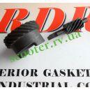 Honda LEAD-50/90 (AF20E HF05E) Ремкомплект привода спидометра (шестерня +червяк)