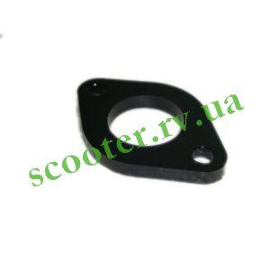 152QMI 157QMJ (4T GY6 125/150cc) Прокладка карбюратора (текстолитовая)