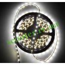 Диодная подсветка 450мм (60 диодов / 1 метр) Белая герметичная (SMD 3528)
