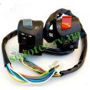 Zongshen F5 Блоки кнопок руля (с двиг-стопом) пара