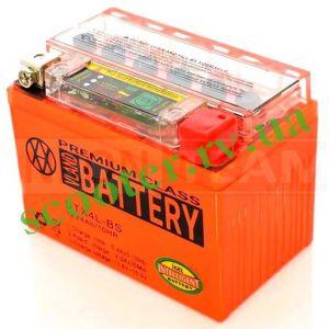 4 A/ч 12V Аккумулятор гелевый с индикатором заряда VLAND