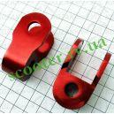 Удлинитель амортизатора (Красный 3см)