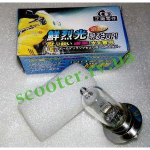 1-ус 30/30W 12V Лампа фары галогенная SEE Taiwan (качество оригинала)
