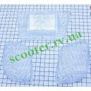 JOG ARTISTIC Стекло стопа + поворотов задних 3шт (прозрачные)