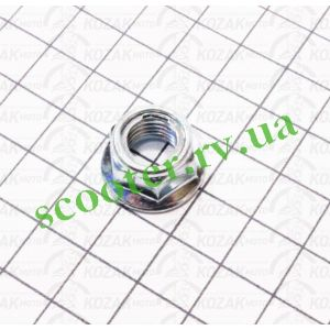 JOG AXIS APRIO Minarelli, 139QMB Гайка шпильки цилиндра SSK