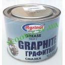 "Смазка графитная 400мл ""АГРИНОЛ"" (жестяная банка)"