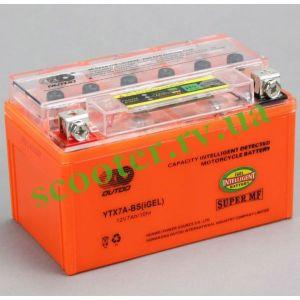 7 A/ч 12V АКБ гелевый с индикатором заряда OUTDO