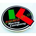 KITACO Наклейка логотип (11x11см)