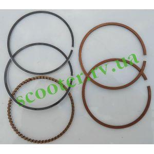 Aprilia LEONARDO 150cc +0,25 (Ø62,25мм) Кольца поршневые. Оригинал.