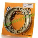 """GEAR (GY6 125/150 13"""" колесо) Колодки барабанные 130мм VLAND"""