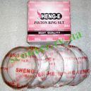 ADDRESS-50 SEPIA LETS VERDE 41,25мм +0,25 Кольца SHENG-E