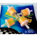 Фильтр топливный (бумажная гофра + магнит) DEH