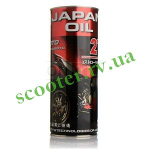 2Т JAPAN OIL Масло синтетическое 1L