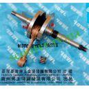 DIO AF18, TACT AF24 Коленвал + сепаратор (тонкий вал 12мм) JBS