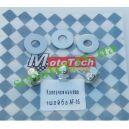 TACT AF16 Гайки + шайбы крепления переднего пластика 3шт