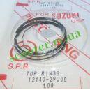 AD-50 SEPIA LETS VERDE (41,25мм +0.25) Кольца SPR