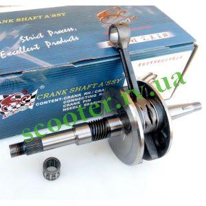 ZX AF-34/35 (GBL / GBLK) 32,5mm Коленвал + сепаратор SHENGE Original