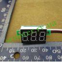Вольтметр цифровой 0-30В DC (3 провода)