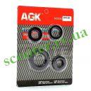139QMB Cальники двигателя 4шт AGK