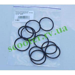 152QMI 157QMJ (4T GY6 125/150) Кольцо уплотнительное прокладки карбюратора (резиновое)