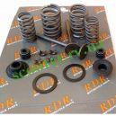 139QMB GY6 50/60/80 Клапана + сальники пружины сухари тарелки RDR