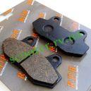 LEAD (4Т GY6 125/150) Дисковые колодки WT-007