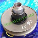LEAD 90/100 (HF05 JF06) Шкивы торкдрайвера в сборе KMC