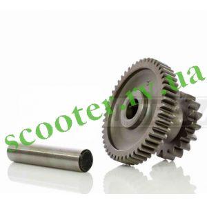 GY6 125/150 (152QMI 157QMJ) Шестерня электростартера (промежуточная)