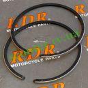 JOG-50 APRIO AXIS VINO Minarelli (40mm STD) Кольца (толщина 1.2mm) ORG