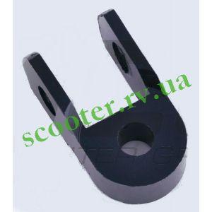 Удлинитель амортизатора (Черный 3см)