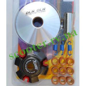 152QMI 157QMJ (4Т GY6 125/150) Вариатор передний DLH