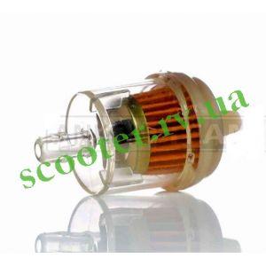 Фильтр топливный (бумажный элемент + магнит) прозрачный A-clas