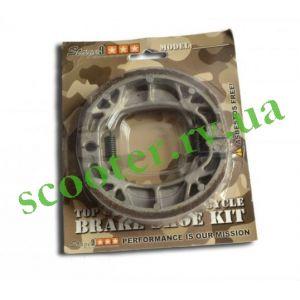 "4Т GY6 50/150 (10-12"" колесо) Колодки барабанного тормоза ""STAGE-9"""